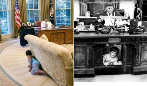 History Repeats Itself in the Oval Office