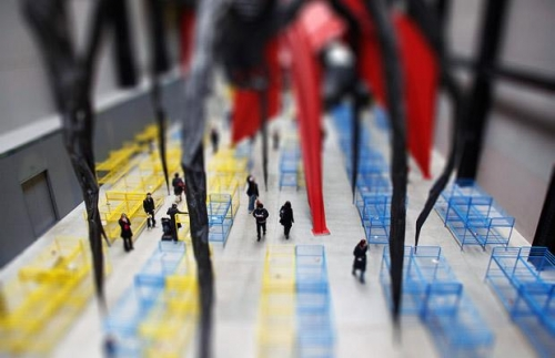 Little London: Tilt-shift photos of London by Toby Allen - Telegraph