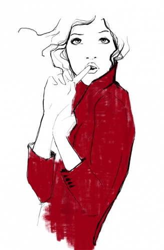 garance doré   » illustration