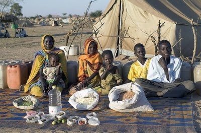 What we eat in Chad