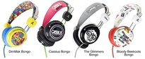 Les casques audio artis series