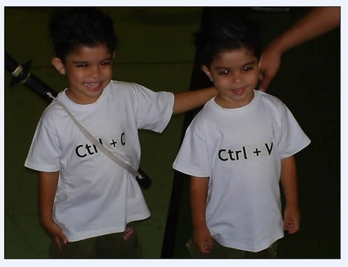 I Want to Have Twins Just to Get Them These Awesome T-Shirts - Twins - Gizmodo