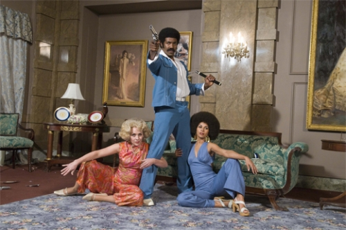 Black Dynamite Hits the Big Screen!