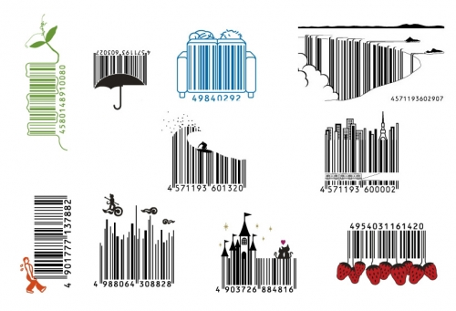 Creative & Unique Japanese Bar Codes japanese-barcodes-small – TrendsNow