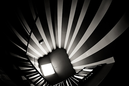 Wonderland stairs … - Stéphane Giner – Photographie, créations graphiques – Toulouse (FR)