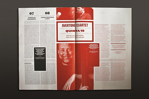FFFFOUND! | The Jazz 09 Journal on the Behance Network