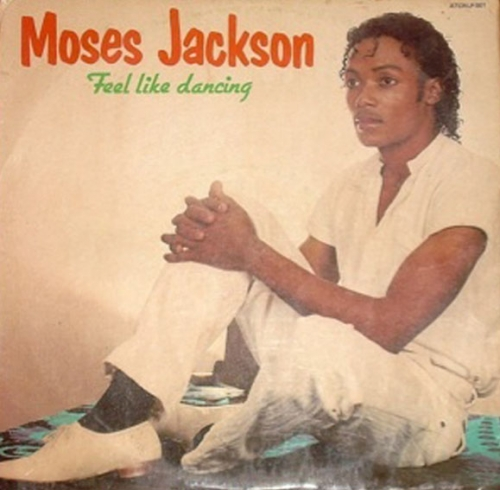 Moses Jackson : Everybody wants to be like Micheal Jackson