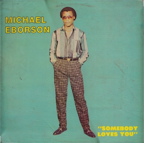 Michael Eborson: Everybody wants to be like Micheal Jackson