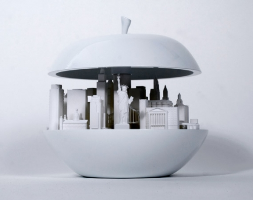 Freedom Of Creation 3D prints New York Apple | Design You Trust. World's Most Provocative Social In