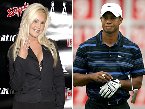 Jamie Jungers, Las Vegas cocktail waitress, is fourth alleged Tiger Woods mistress