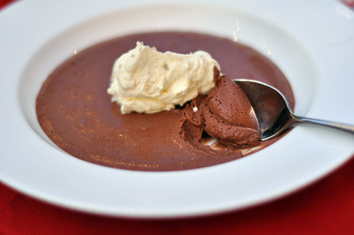 Chocolate Mousse with Olive Oil and Sea Salt | Apartment Therapy The Kitchn