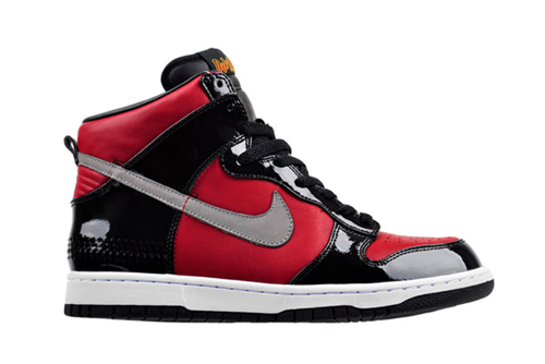 DJ AM x Nike Dunk High