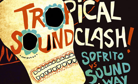@sdecampou : hey ! follow the link below to listen - Sofrito Tropical Soundclash
