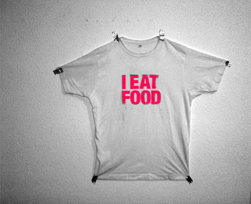 "@kweepfood : check this tee-shirt ""i eat food"""