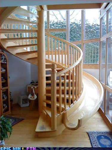 pleasure staircase