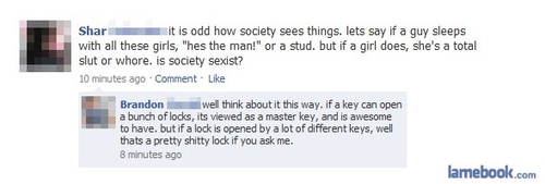 Is society sexist?