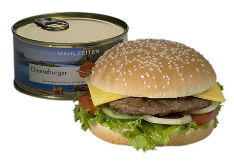 Canned Hamburgers - New Trends | Lost At E Minor: For creative people