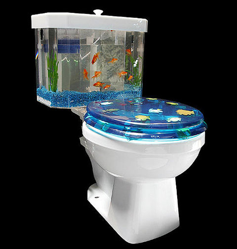 The Fish n Flush - New Eco | Lost At E Minor: For creative people