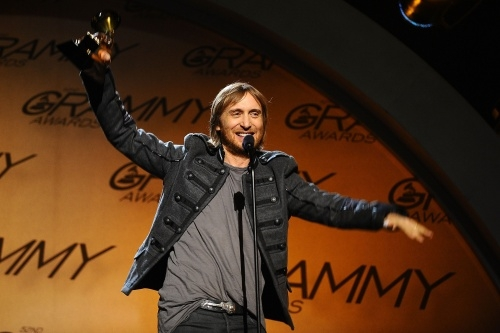 David Guetta (et Fred Riester) remportent un Grammy Award