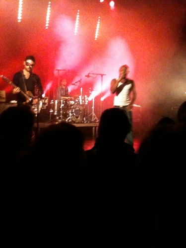 En direct de l'epicerie moderne avec The HEAVY