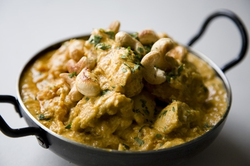 Cashewnut Chicken Curry