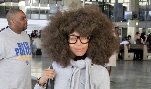 "Erykah Badu f. Lil Wayne, ""Jump Up in the Air and Stay There"""