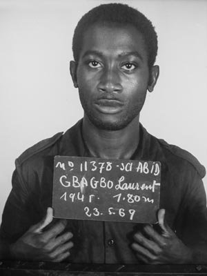 Laurent Gbagbo il y'a 18 ans...