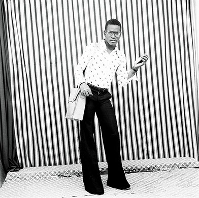@charles Malick Sidibé photographs: One nation under a groove