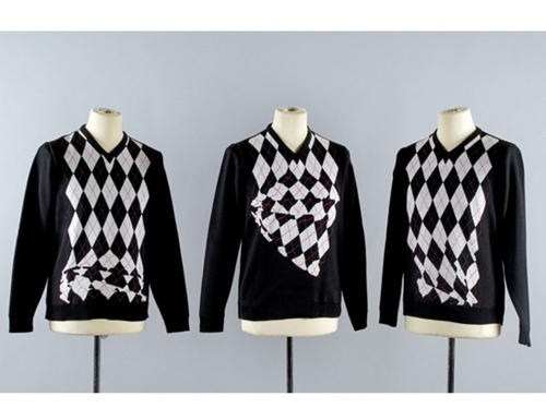 The Argyle Pullover