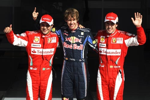 GP Bahrein 2010 | Qualifications | Sebastian Vettel