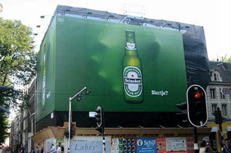 The 13 Most Creative and Interesting Billboard Advertisements