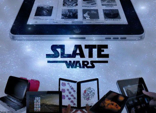 Slate Wars: 15 Tablets That Could Rival Apple's iPad - CIO.com - Business Technology Leadership