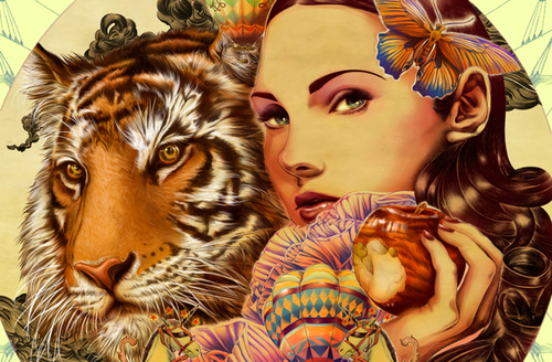 The New World (Tiger Translate 2010) on the Behance Network