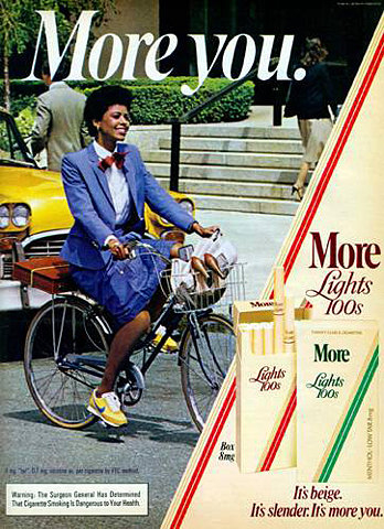 FFFFOUND! | 40 Gorgeous Vintage Tobacco Advertisements // WellMedicated