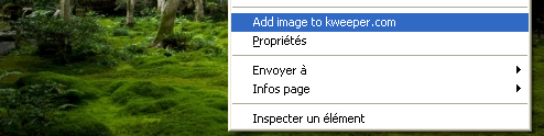 How to kweep images?