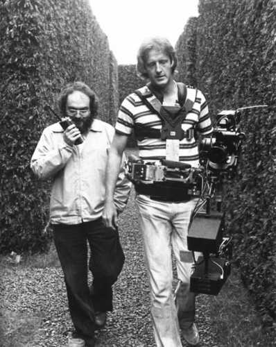 ERROR888-Tumblr, goodtimeforpie:    the maze  Stanley Kubrick and...