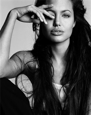 iMarin.net: Angelina Jolie by Michael Thompson