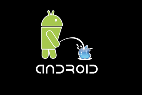Android devant l'iPhone ! | Le Journal du Geek