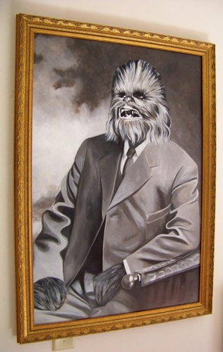 Facebook | Photos de Art & Things & That By James Hance - Paintings - Star Wars Related