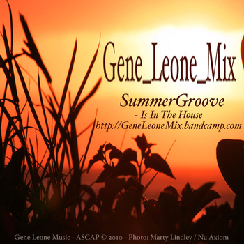 Gene_Leone_Mix Summer grooves