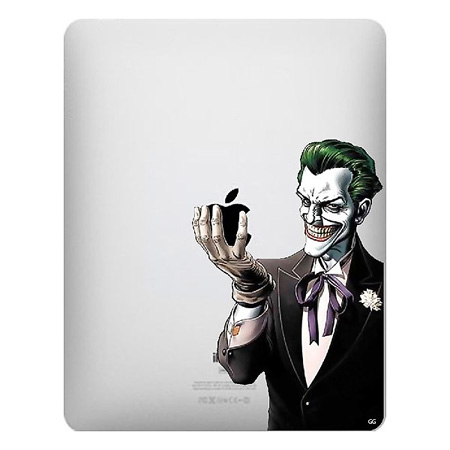 Le Joker s'incruste sur l'iPad | Le Journal du Geek