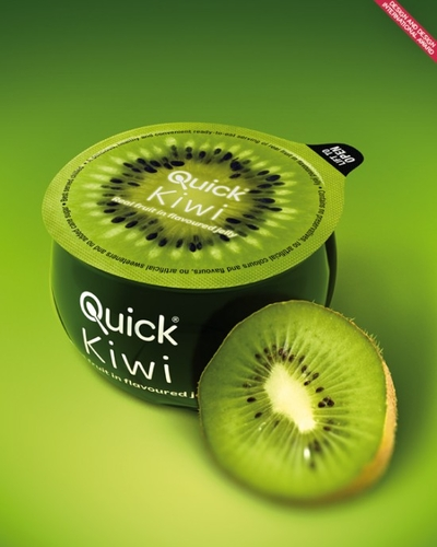 Quick Fruit Concept Packaging | Fubiz™