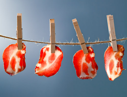 How to cure Coppa at home