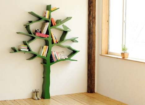 #commentrangerseslivres Tree that grows books