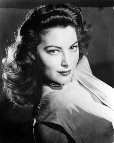 """The most beautiful animal in the world"" Ava Gardner"