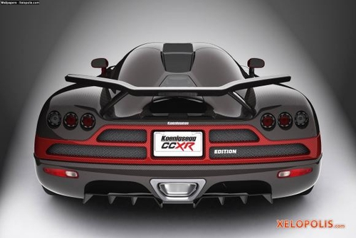 Photos HD de la Koenigsegg CCXR Edition 2008  (418 km/h !!)