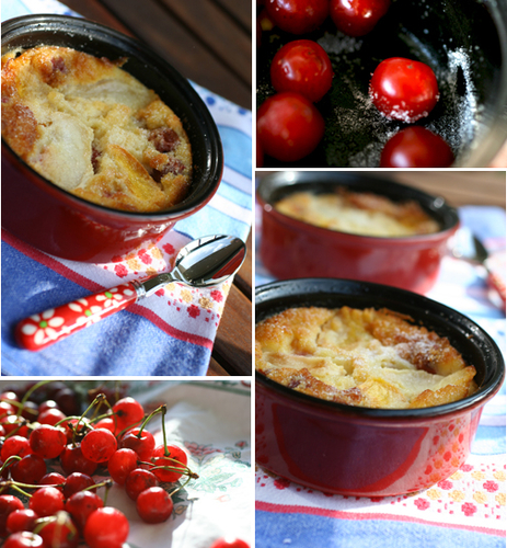 Summer Fest Part 2 with a clafoutis