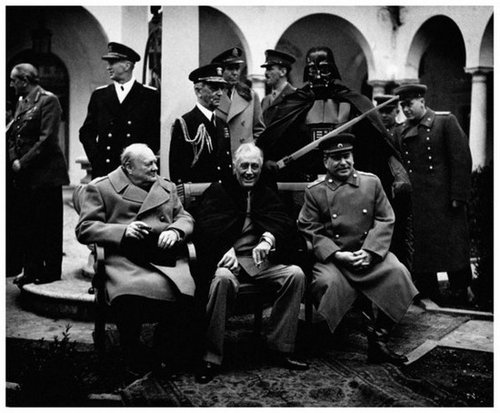 Vader at WWII