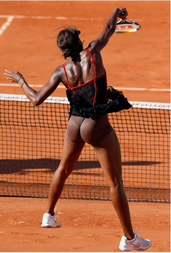 Venus williams outrageous tennis outfits