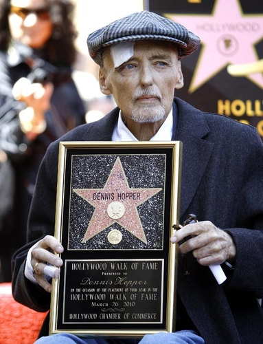 Dennis Hopper, le rebelle d'Hollywood, est mort